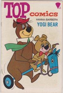 Top Comics #3 Yogi Bear