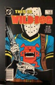 Wild Dog #1 (1987)