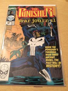 The Punisher War Journal #23