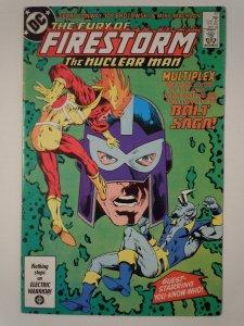 The Fury of Firestorm #47 (1986)