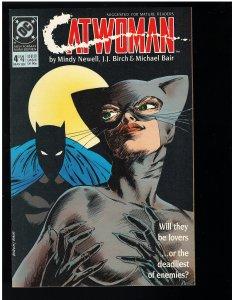 Catwoman #4 (DC, 1989)