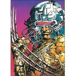 1992 Wolverine: From Then 'Til Now: Series 2 HELMET #12