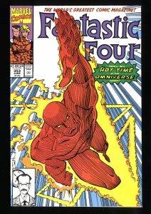 Fantastic Four #353 NM 9.4