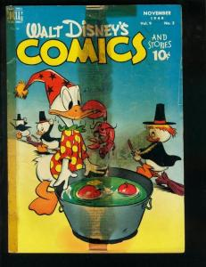 WALT DISNEY'S COMICS AND STORIES #98 UNCLE SCROOGE 1948 G