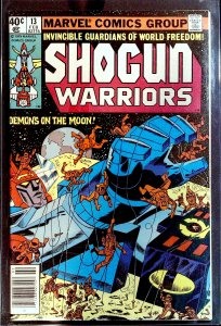 Shogun Warriors #13 (1980)