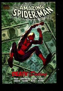 Amazing Spider-Man: Death and Dating-Mark Waid-Hardcover