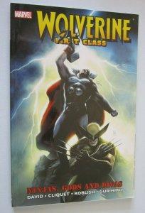 Wolverine First Class Ninjas Gods and Divas #1 6.0 FN (2009)