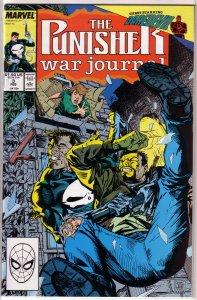Punisher War Journal   vol. 1   # 3 FN/VF