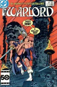 Warlord (1976 series) #96, VF+ (Stock photo)