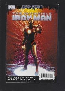 Invincible Iron Man #14 (2009)