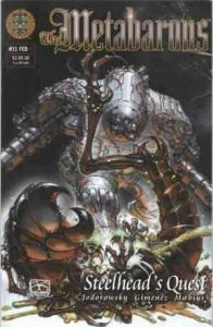 Metabarons, The #11 VF/NM; Humanoids | save on shipping - details inside