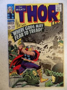 Thor #132 (1966)