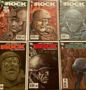 Rock set:#1-6 8.0 VF (2006)