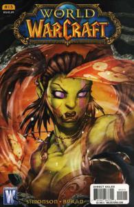 World of Warcraft #15 VF; WildStorm | save on shipping - details inside