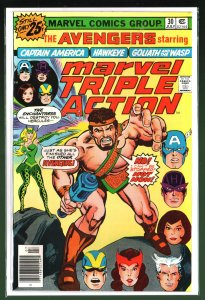 Marvel Triple Action #30 (1976)