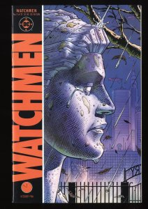 Watchmen #2 VF/NM 9.0