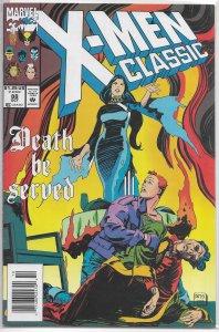 X-Men Classic   # 88 FN (rep. UXM 184)