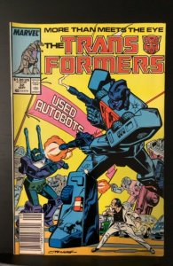 The Transformers #32 (1987)
