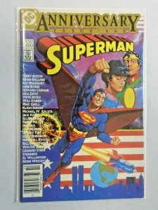 Superman #400 Anniversary Issue 6.0 FN (1984)