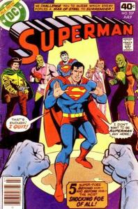 Superman (1939 series) #337, VF+ (Stock photo)