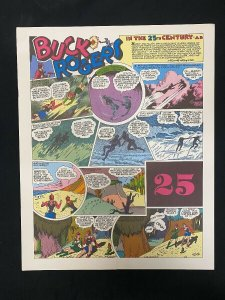 Buck Rogers #25 - Reprints the Sunday pages No. 289-300
