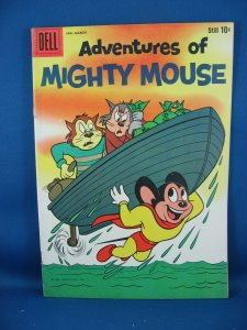 ADVENTURES OF MIGHTY MOUSE 145 VF 1960