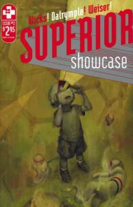 Superior Showcase #2 VF/NM; AdHouse | save on shipping - details inside