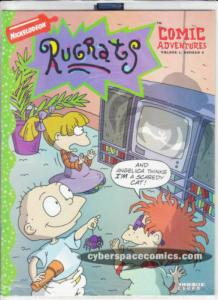 Rugrats Comic Adventures #8 VF/NM; Nickelodeon | save on shipping - details insi