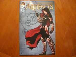 Near-Mint Top Cow Universe ARTIFACTS #11 Comic (2011) Origin: Pandora's Box