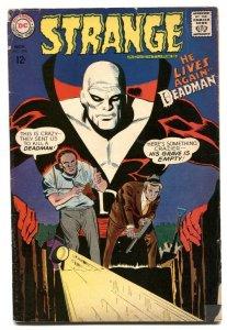Strange Adventures #206 1967- DEADMAN- Neal Adams VG
