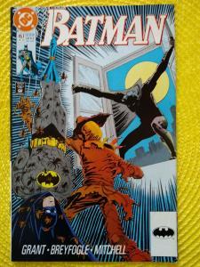Batman #457 (1990 DC) 000 Error VariantDebut of Tim Drake's new Robin costume