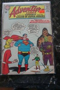 Adventure Comics #330 (Dec 1961, DC) FN+