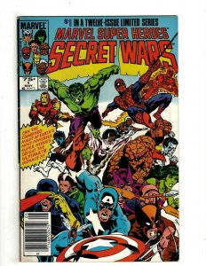 11 Marvel Comics Secret Wars 1 2 3 Marvel Triple Action 1 2 6 7 8 16 20 24 J461