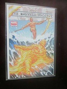 Marvels Project #1 F NM in Mylar sleeve sharp corners unread (2009)
