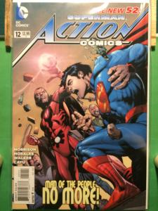 Action Comics #12 The New 52