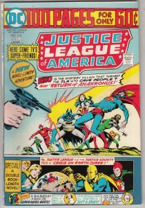 Justice League of America #114 (Dec-74) VF+ High-Grade Justice League of America