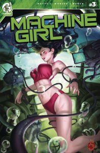 Machine Girl #3 (Red 5, 2020) NM