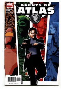 Agents of Atlas #1-2006-First issue-Comic Book