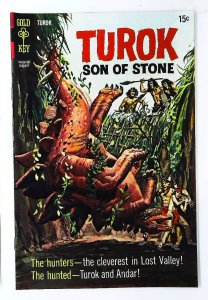 Turok: Son of Stone (1954 series) #68, VF (Actual scan)
