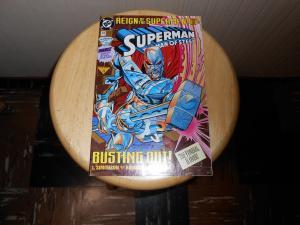 Superman The Man of Steel (1991) #22N Jun 1993 Cover price $1.50 DC