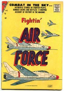 Fightin' Air Force #9 1957-CHARLTON- Doolittle Tokyo- Battle of Britain VG/F