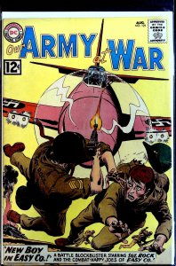 Our Army at War #121 (1962)