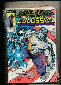 Set of 6-Marvel Comics Presents COLOSSUS #11-16 FINE/VERY FINE (PF582)