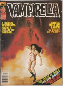 Vampirella Magazine #110 (Dec-82) FN/VF Mid-High-Grade Vampirella