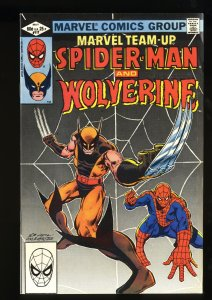Marvel Team-Up #117 VF 8.0 Spider-man! Wolverine! Comics