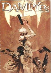 Dampyr Vol. 2: Night Tribe - IDW - 2005