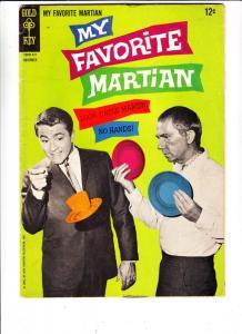 My Favorite Martian #6 (Nov-65) FN+ Mid-High-Grade Uncle Martin, Tim