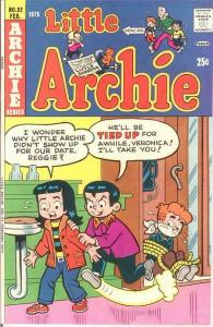 LITTLE ARCHIE (1956-1983)92 VF-NM   February 1975 COMICS BOOK
