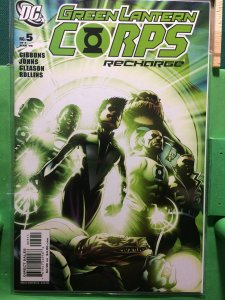 Green Lantern Corps Recharge #5 of 5