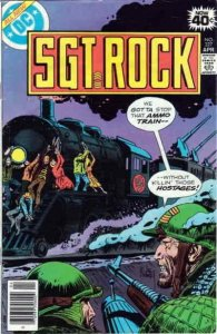 Sgt. Rock #327 VG; DC | low grade comic - save on shipping - details inside